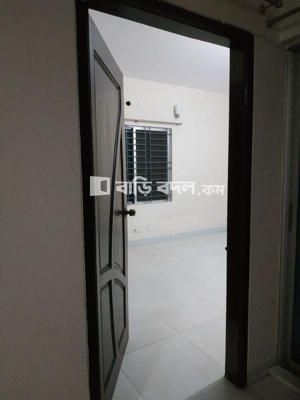 Flat rent in Dhaka বসুন্ধরা আবাসিক এলাকা, Block G Road 23