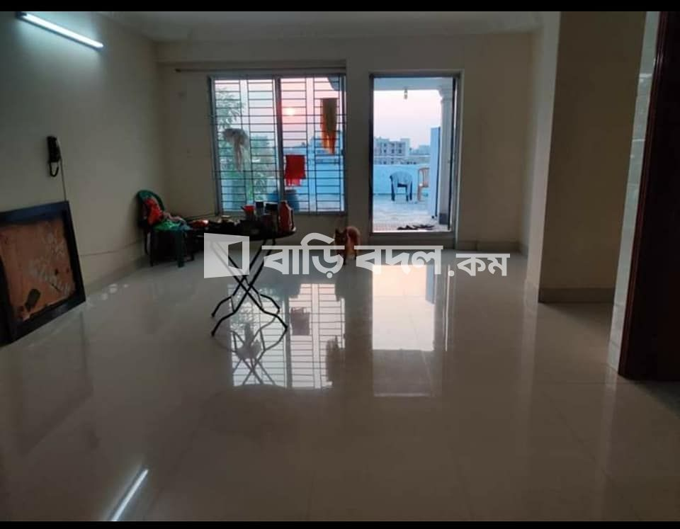 Flat rent in Block C, Road-11, House-390/A, Flat-8A
