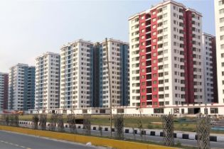 Sector 18, Rajuk Uttara apartment project