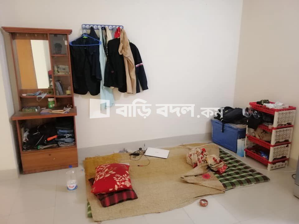 Flat rent in Block A, road 7 (Titash road) (Near estarn bonosree Housing) Rampura, bonosree.  25tk rickshaw vara from Rampura Bridge. | 2  bed(s) | Rampura | Baribodol.com, Best property rental platform in Bangladesh