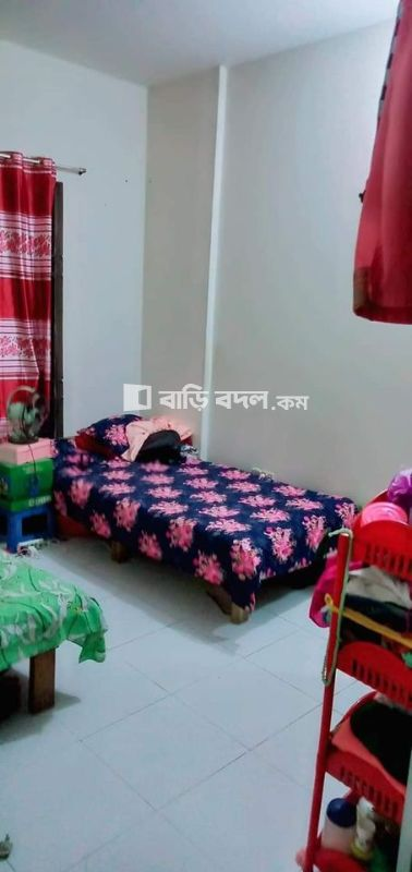 Seat rent in front side, 02 no road, near by main road, nikunja-02,Dhaka. | 1  bed(s) | Nikunja | Baribodol.com, Best property rental platform in Bangladesh