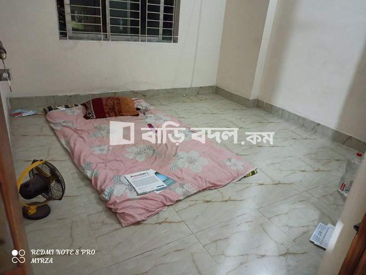 Flat rent in Dhaka কল্যাণপুর, কল্যানপুর ১ নং রোড, বাসা নম্বর ২৬,