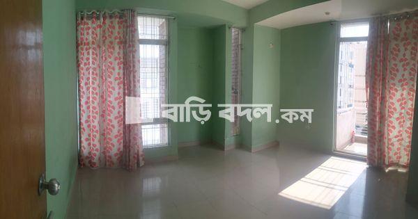 Flat rent in Dhaka রামপুরা, রামপুরা-আফতাবনগর ই ব্লকে