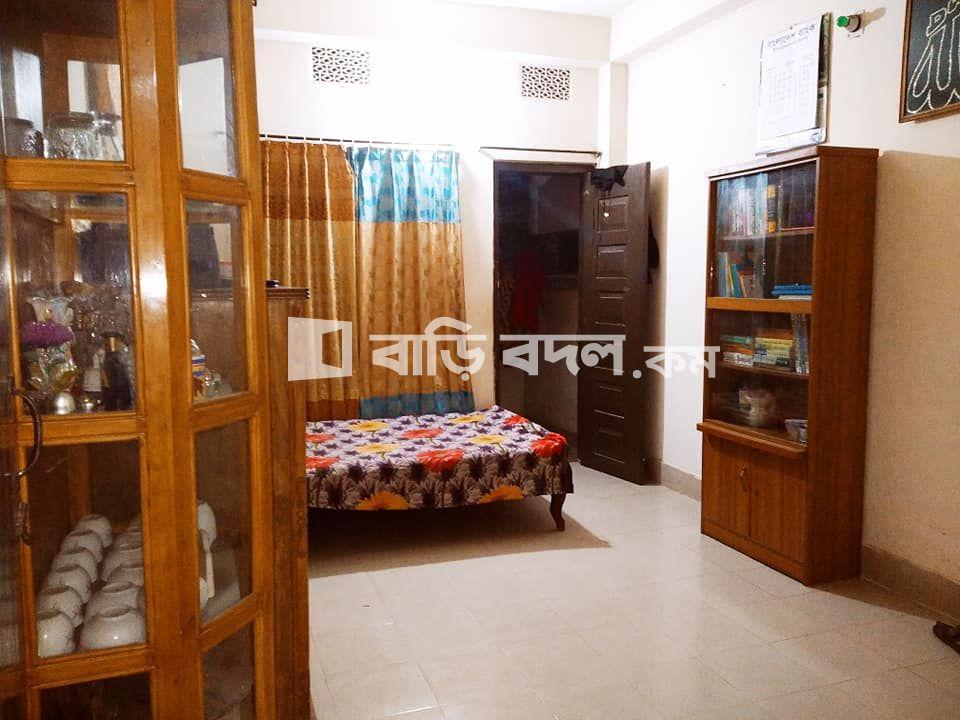 Sublet rent in Dhaka রামপুরা, মহিলা মাদ্রাসা সংলগ্ন,উলন রোড,পশ্চিম রামপুরা।