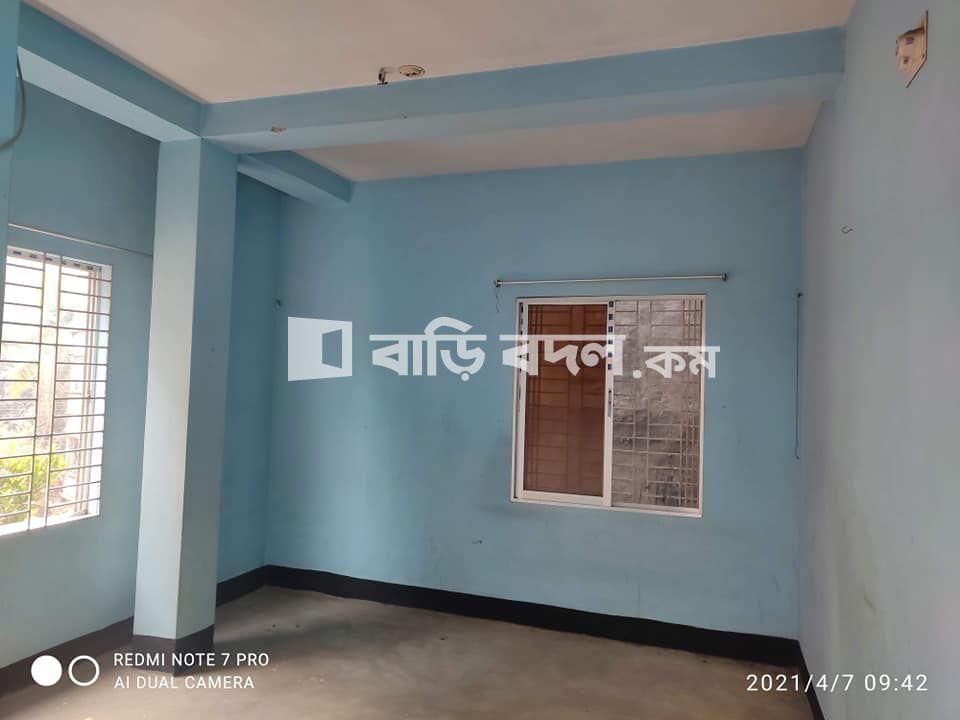 Flat rent in Mymensingh ময়মনসিংহ সদর, কৃস্টপুর, আলীয়া মাদ্রাসা মেইন রোড, ভাটিকাশর খ্রিস্টান প্রাদি মিশন রোড, নিরাময় ক্লিনিকে সামনে ডিজি ল্যাবের সাথে। আমিরা হাউজিং লিমিটেডের পাশের গলি
