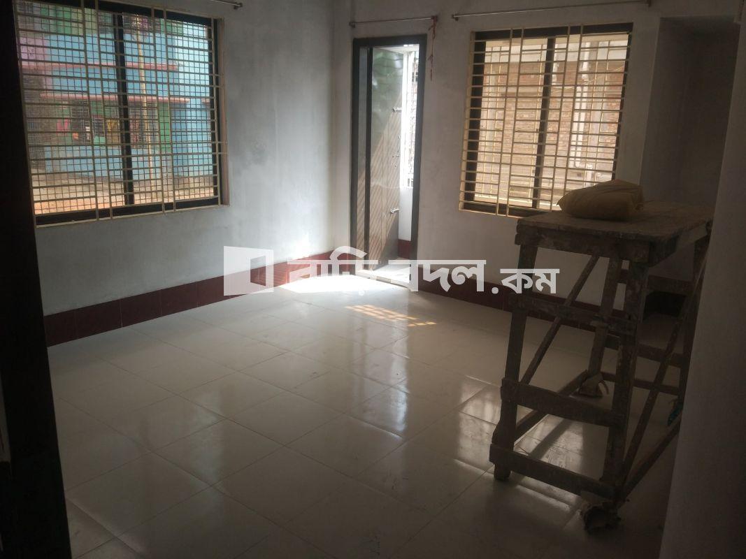 Flat rent in Mymensingh ময়মনসিংহ সদর, পালপাড়া মন্দির সংলগ্ন(আলিয়া মাদ্রাসার পেছনের এলাকা),বলাশপুর