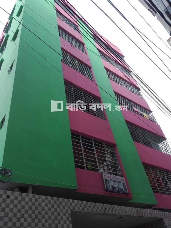 Flat rent in Dhaka খিলক্ষেত, Khilkhet namapara panir pamp, tin Rasta r mor. Khilkhet bus stop theke auto rickshaw te 5 to 7 min