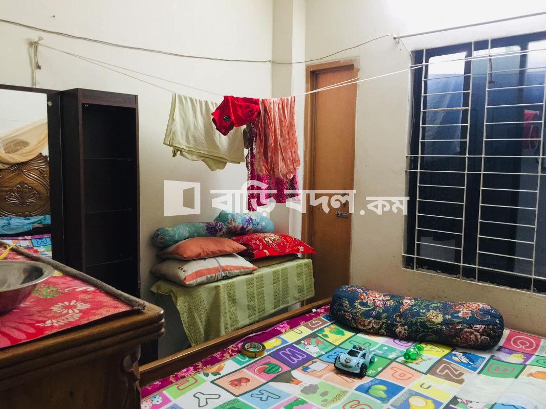 Flat rent in Dhaka বাড্ডা, ডি,আই,টি প্রজেক্ট আবাসিক এলাকা,মধ্যবাড্ডা l রোড নং ৮ বাড়ি ৭৩