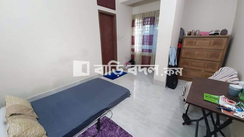 Flat rent in Dhaka মগবাজার, Chan Bekarir Goli,  Wireless Moghbazar