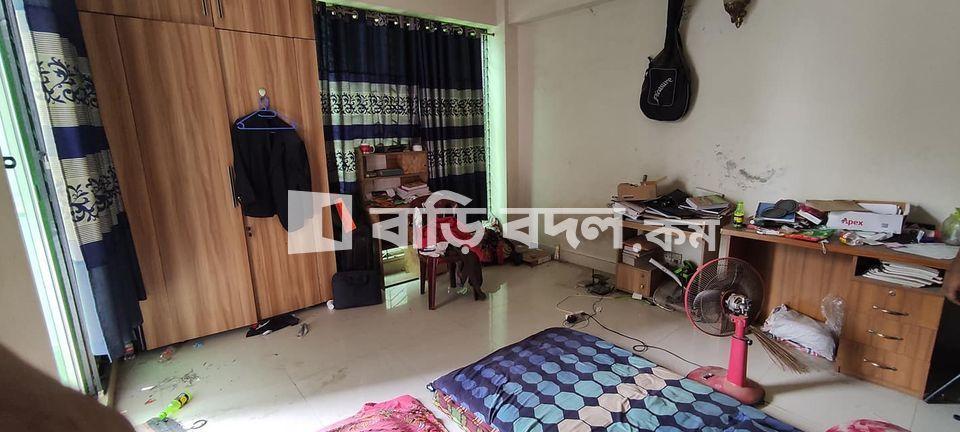 Flat rent in Dhaka উত্তরা, 73/F , Road :12/B , Sector-10 ,Uttara