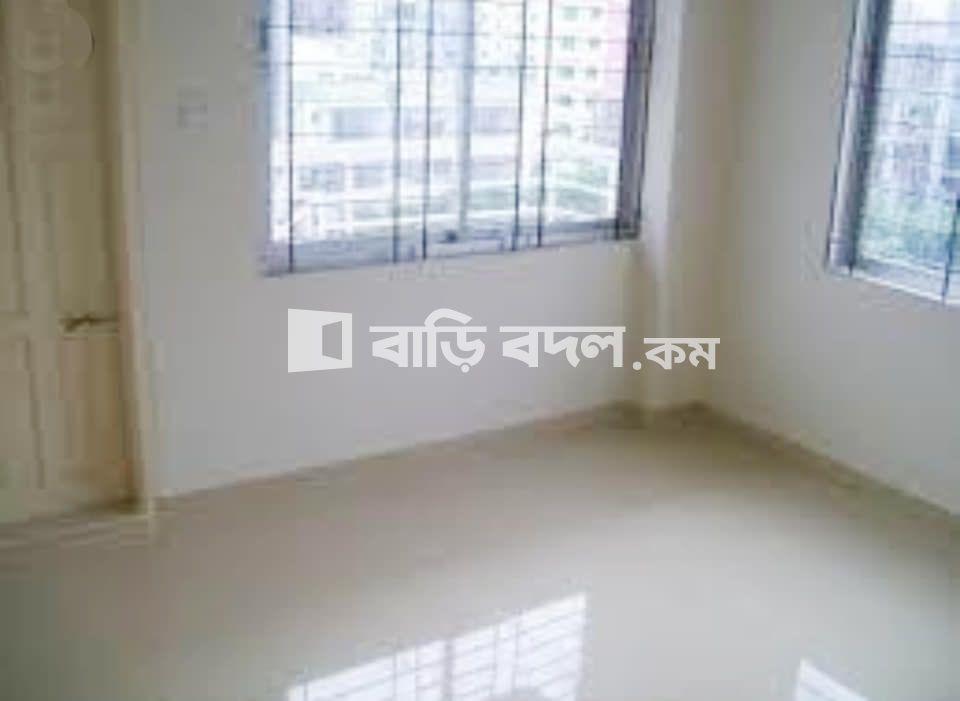 Flat rent in Dhaka রামপুরা, রামপুরা ওয়াপদা রোড, পাওয়ার হাউজের গেটের নিকট, বাইতুল আমান মসজিদের গলি।