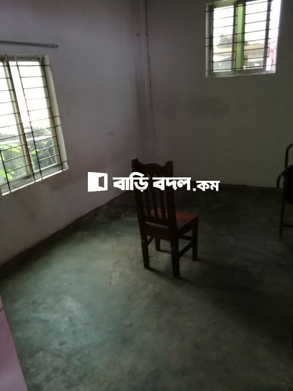 Flat rent in Dhaka উত্তরা, Ashkona, medical road,near hajicamp