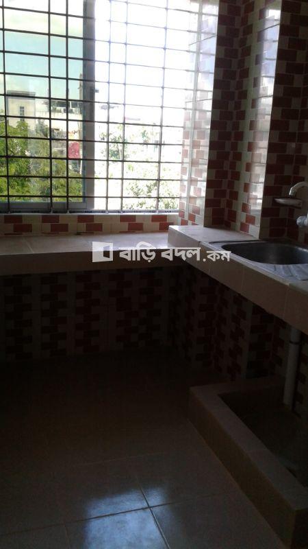 Flat rent in Khulna সোনাডাঙ্গা, ইসলাম কমিশনার মোড়, বানরগাতী, সোনাডাঙ্গা, খুলনা।