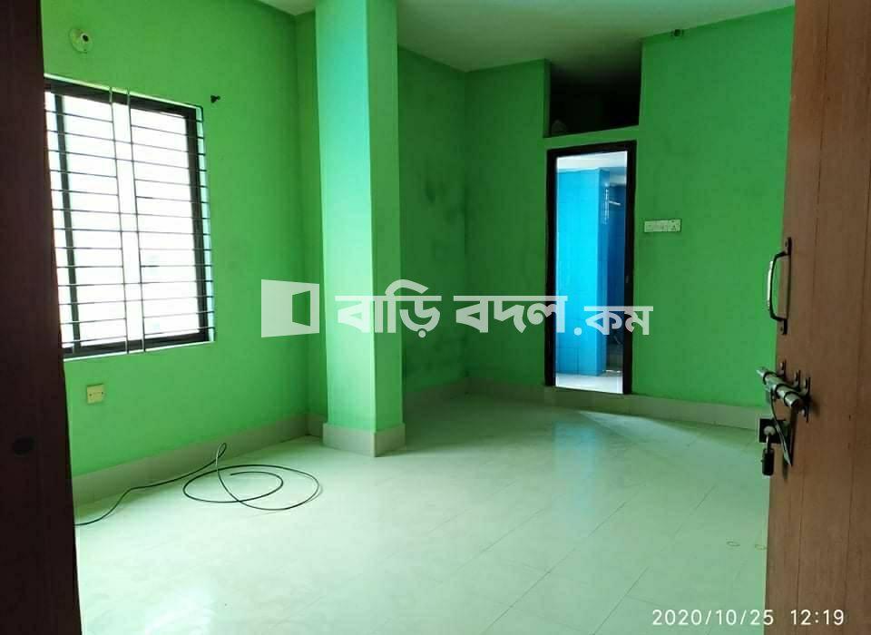 Flat rent in Chattogram চট্রগ্রাম সদর, চট্টগ্রাম,মুরাদপুর-হামজারবার্গ
