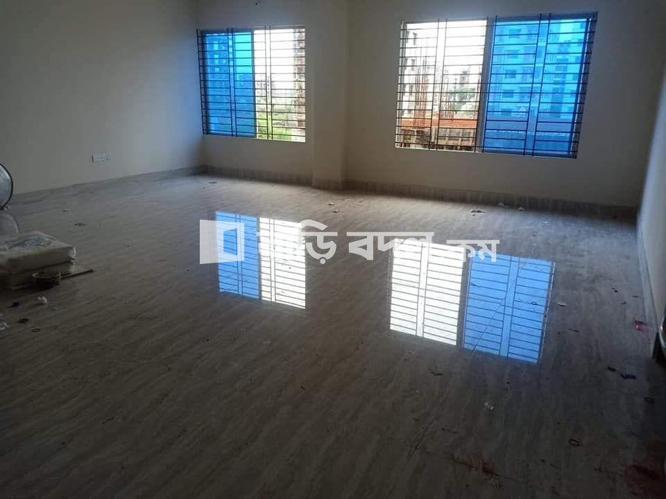 Flat rent in Dhaka রামপুরা, রোড নম্বর-৪, প্লট-৩৩+৩৫, ব্লক- এফ, আফতাবনগর।