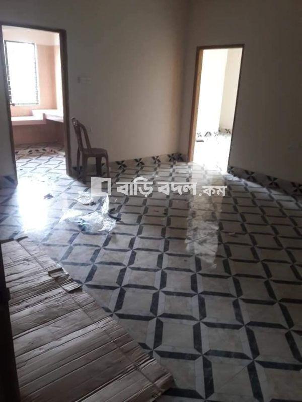 Flat rent in Dhaka সাভার, Talbag, beside city tower