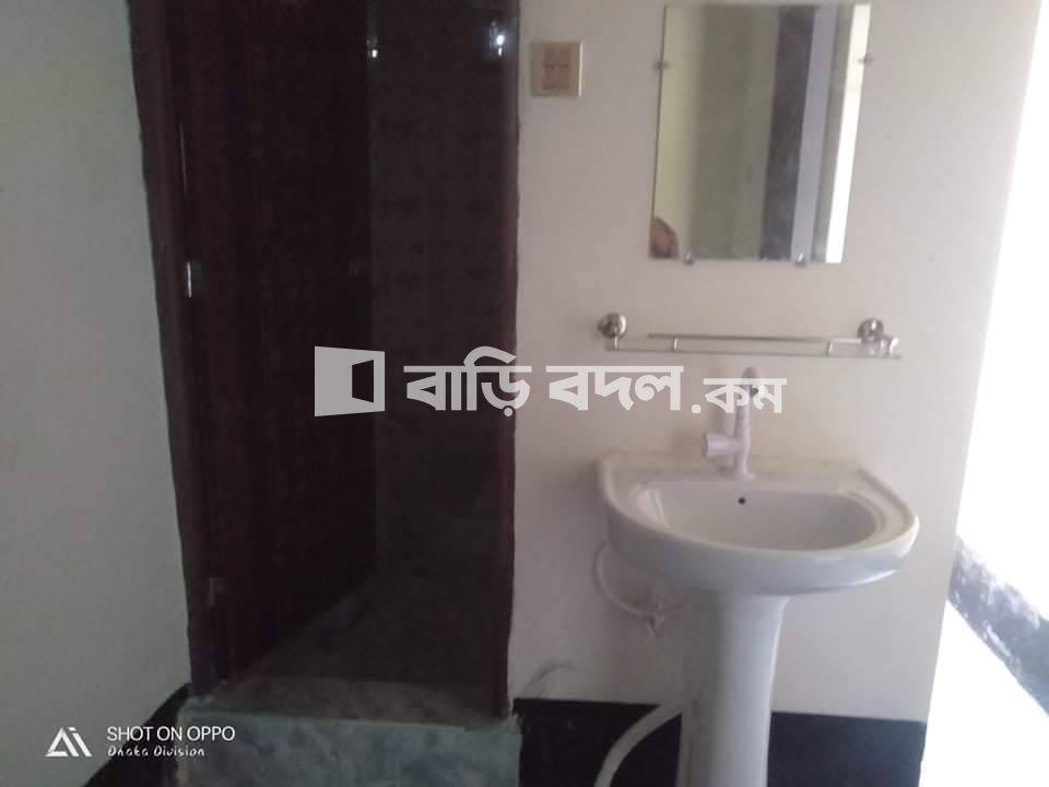 Flat rent in Dhaka সাভার, সাভার , জিরানি বাজার (BKSP),  আলহাজ আব্দুল মান্নান কলেজ থেকে ৫মিনিটের হাঁটাপথ (কলাবাগান)