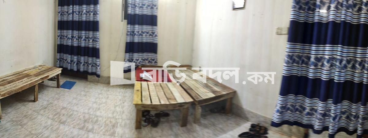 Seat rent in Dhaka আজিমপুর, কবরস্থানের কাছে,মেইন রোডে
