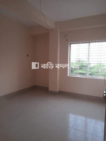 Flat rent in Rajshahi রাজশাহী সদর, কোর্ট স্টেশন,হড়গ্রাম বাজার,অগ্রনী ব্যাংকের পশ্চিমে।১২৭/২ নং বাসা।