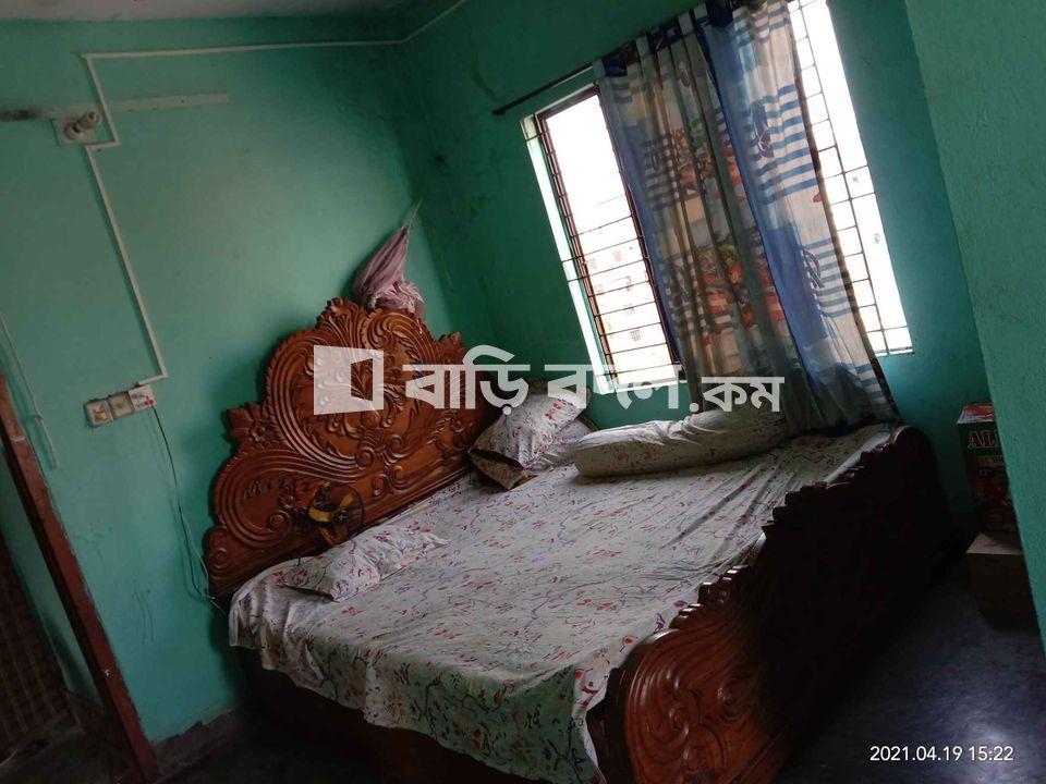 Sublet rent in পশ্চিম মোল্ল্যারটক, কষাইবাড়ি, বিমান বন্দর রেল স্টেশন ও জসিমউদ্দীন মেইন রোড থেকে ৫-৭ মিনিট পায়ে হাটা রাস্তা।  | 1  bed(s) | Uttara | Baribodol.com, Best property rental platform in Bangladesh