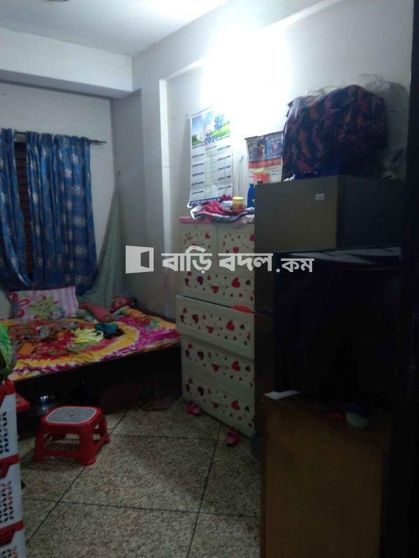 Flat rent in গ-৪০ শাহাজাদপুর, গুলশান২  ঢাকা১২১২ *লাইটফেয়ার স্কুলের গলি। *ক্যামব্রিয়ান কলেজ থেকে ২ বাড়ি পরে। *আমেরিকান এম্বাসির ওপর পাশে রাস্তায়। | 1  bed(s) | Gulshan | Baribodol.com, Best property rental platform in Bangladesh