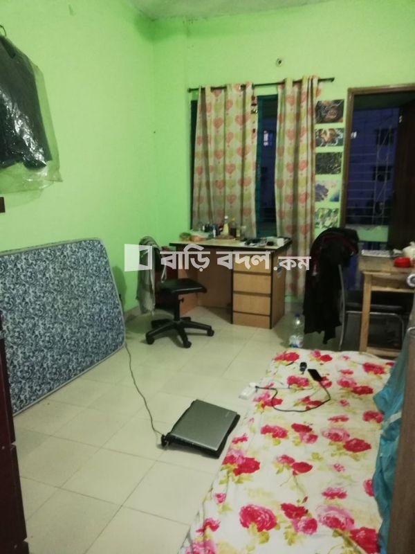Flat rent in Dhaka বসুন্ধরা আবাসিক এলাকা, Opposite Jamuna Future park, lane beside Kacchi Bhai. -3 minutes walking distance to NSU/IUB. -2 mins walking distance to the main road.