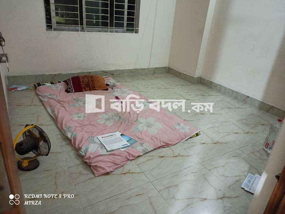 Flat rent in কল্যানপুর ১ নং রোড, বাসা নম্বর ২৬,   | 1  bed(s) | Kallyanpur | Baribodol.com, Best property rental platform in Bangladesh