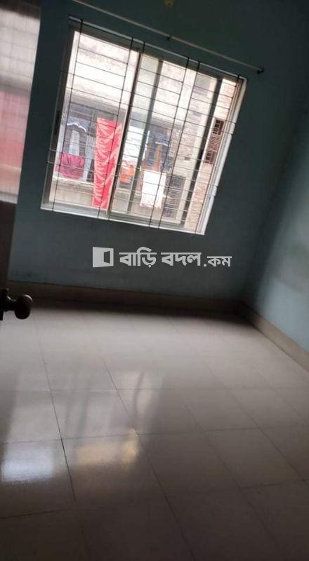 Flat rent in ১১১/৩,সমাজকল্যাণ মোড় ,আগারগাও ৬০ফিট কলাপাতা রেস্টুরেন্ট এর পিছনে। | 3  bed(s) | Mirpur | Baribodol.com, Best property rental platform in Bangladesh