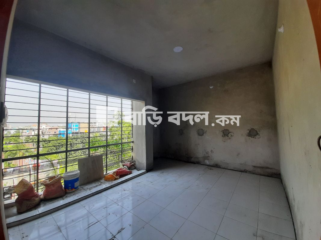 Flat rent in খানপুর বৌ-বজার, দারুস সালাম এতিমখানার উল্টো পাশে ।   2  bed(s)   Narayanganj Sadar   Baribodol.com, Best property rental platform in Bangladesh