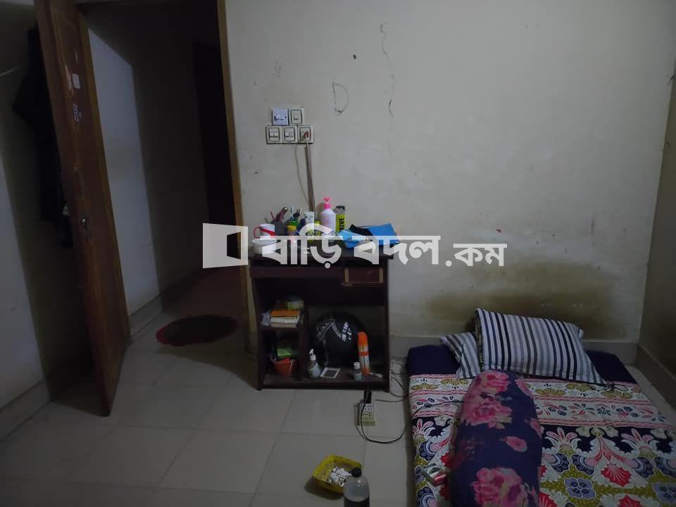 Flat rent in  বনশ্রী এইচ (H) ব্লকে | 1  bed(s) |  | Baribodol.com, Best property rental platform in Bangladesh