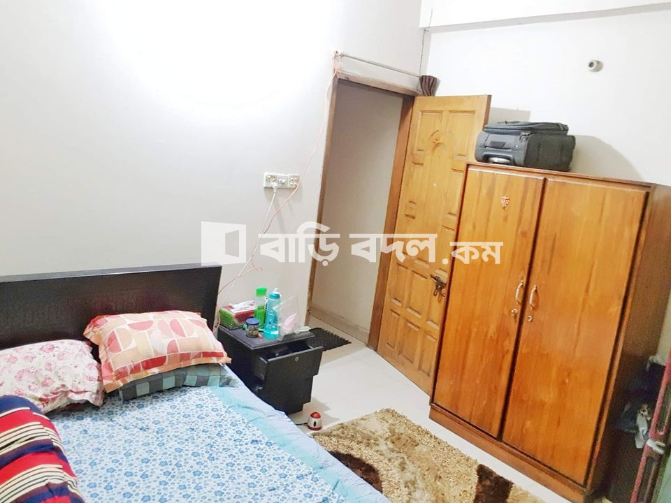 Flat rent in Mohammadia Housing Limited, Road: 02, Mohammadpur | 1  bed(s) | Mohammadpur | Baribodol.com, Best property rental platform in Bangladesh