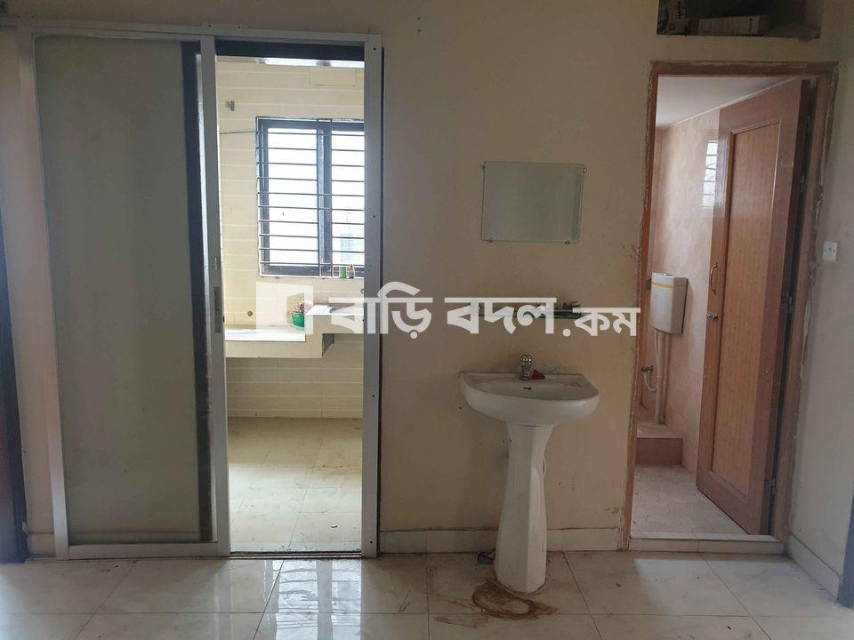 Flat rent in ৫৮/ছ-২, পশ্চিম রাজাবাজার, ফার্মগেট, তেজগাঁ  | 3  bed(s) | Farmgate | Baribodol.com, Best property rental platform in Bangladesh
