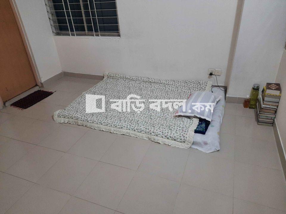 Flat rent in বাসা - ২৩৬/২ রোড- ১০/এ ধানমন্ডি | 1  bed(s) | Dhanmondi | Baribodol.com, Best property rental platform in Bangladesh