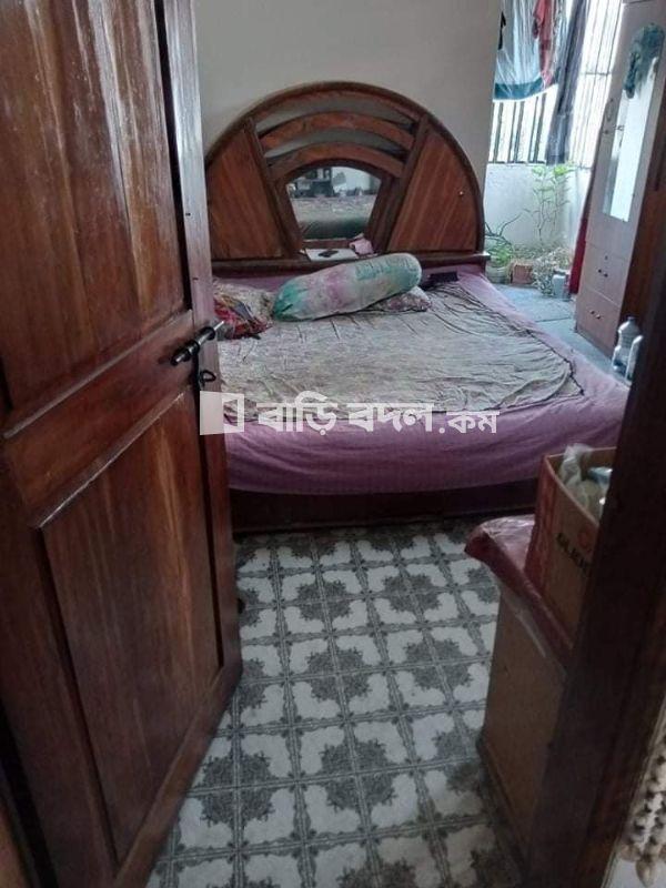 Flat rent in Dhaka খিলক্ষেত, নূরজাহান রোড, ওয়ালটন গলি।