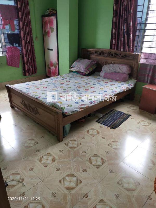 Flat rent in নতুন বাজার  নূরের চালা। বাসতলা থেকে রিকসায় ২০ টাকার ভাড়া। | 2  bed(s) | Newmarket | Baribodol.com, Best property rental platform in Bangladesh