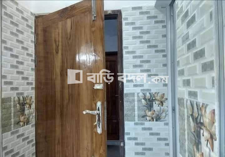 Flat rent in ১৪/২, জগন্নাথ সাহা রোড, লালবাগ,ঢাকা। (রহমতুল্লাহ্ গার্লস স্কুলের পশ্চিম পাশের রোডে) | 2  bed(s) | Lalbagh | Baribodol.com, Best property rental platform in Bangladesh