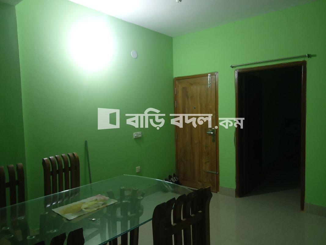 Flat rent in ফেনী শহরের শান্তি কোম্পানি এলাকার শান্তিছায়া আবাসিকে   3  bed(s)   Feni Sadar   Baribodol.com, Best property rental platform in Bangladesh