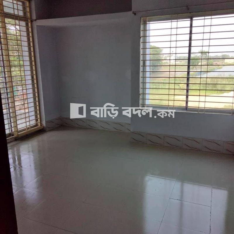 Flat rent in আবু নাসের লিংক রোড,  মদিনাবাগ, খালিশপুর, খুলনা। | 1  bed(s) | Khulna Sadar | Baribodol.com, Best property rental platform in Bangladesh