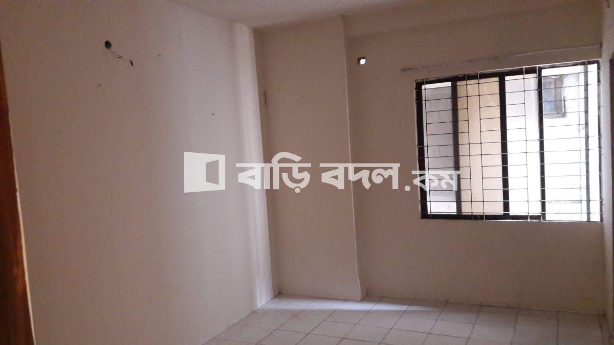 Flat rent in Dhaka মিরপুর ১৩, মিরপুর  -১৩  BRTA  ভবনের পাৰ্শ্বে  রূপায়ণ প্যালেস ৫ তলায়