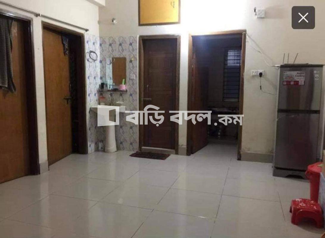Flat rent in Dhaka মোহাম্মদপুর, শেখেরটেক   রোড় নং-১৩, বাড়ি নং ৪৯