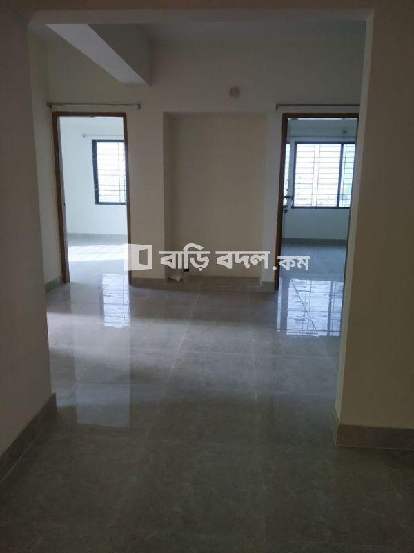 Flat rent in Beside the Jhawchor bazar. Beribad, hazaribagh, Dhaka. | 3  bed(s) | Old Dhaka | Baribodol.com, Best property rental platform in Bangladesh