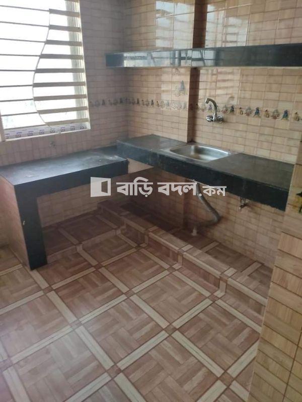 Flat rent in Road no:4,House no-31(মো:পুর)।Sat Masjid housing, House#31,Road #4. | 2  bed(s) | Mohammadpur | Baribodol.com, Best property rental platform in Bangladesh