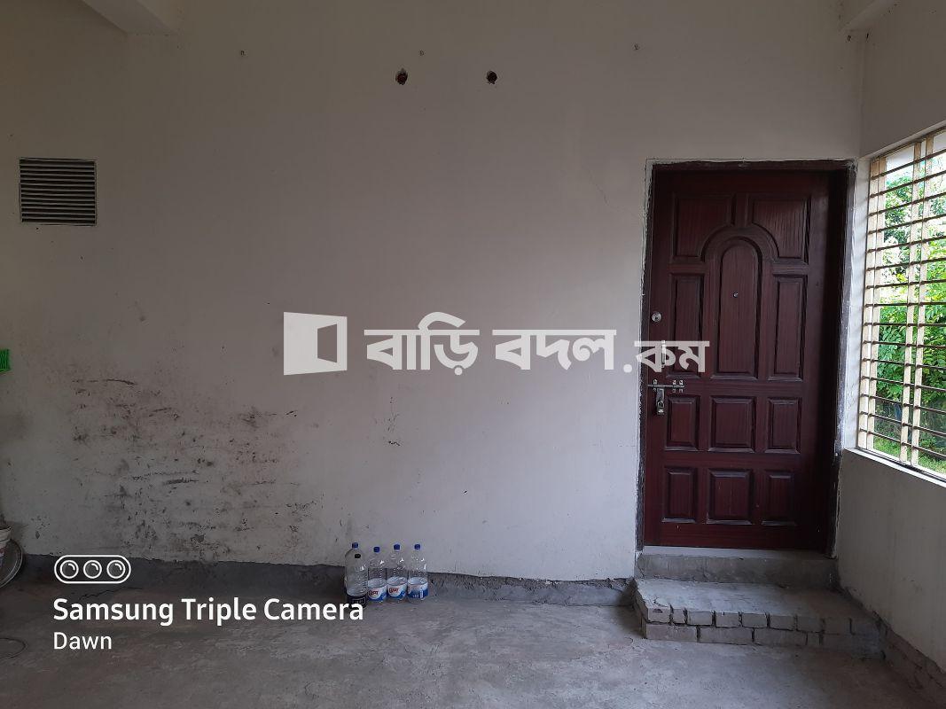 Flat rent in Khulna খুলনা সদর, নিরালা ২২ নং রোড এর মাথায়  প্রান্তিকা আবাসিক এলাকায় রোড নং ০৮