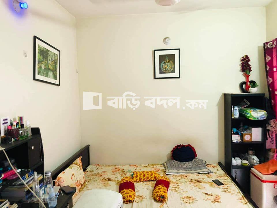 Flat rent in Dhaka মগবাজার, Maghbazar wireless mor Doctor goli. 192/A