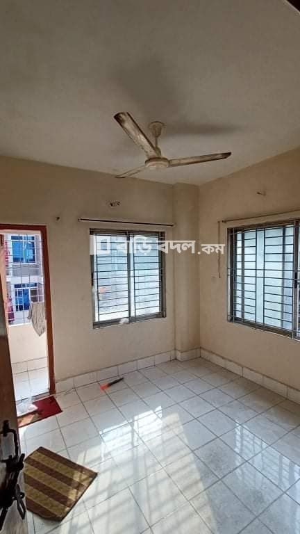 Flat rent in Dhaka উত্তরা, Sector-12, Uttara,Dhaka
