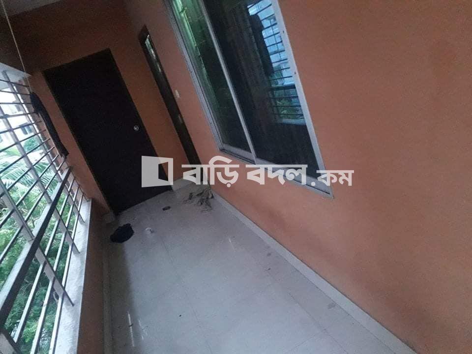 Flat rent in Dhaka শ্যামলী, Shyamoli , road no 3, kazi office ar pase