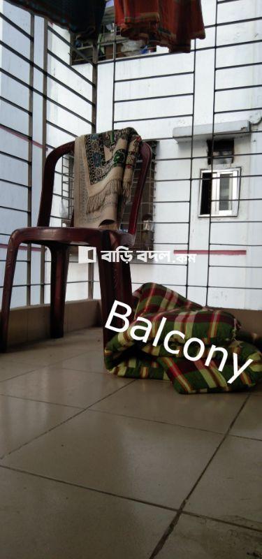 Flat rent in Dhaka কলাবাগান, ৬০ডলফিন গলি,কলাবাগান
