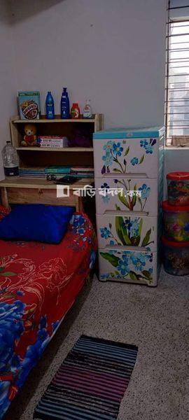 Sublet rent in Dhaka মালিবাগ, মালিবাগ মৌচাক মোড় সংলগ্ন এ্যাপার্টমেন্ট