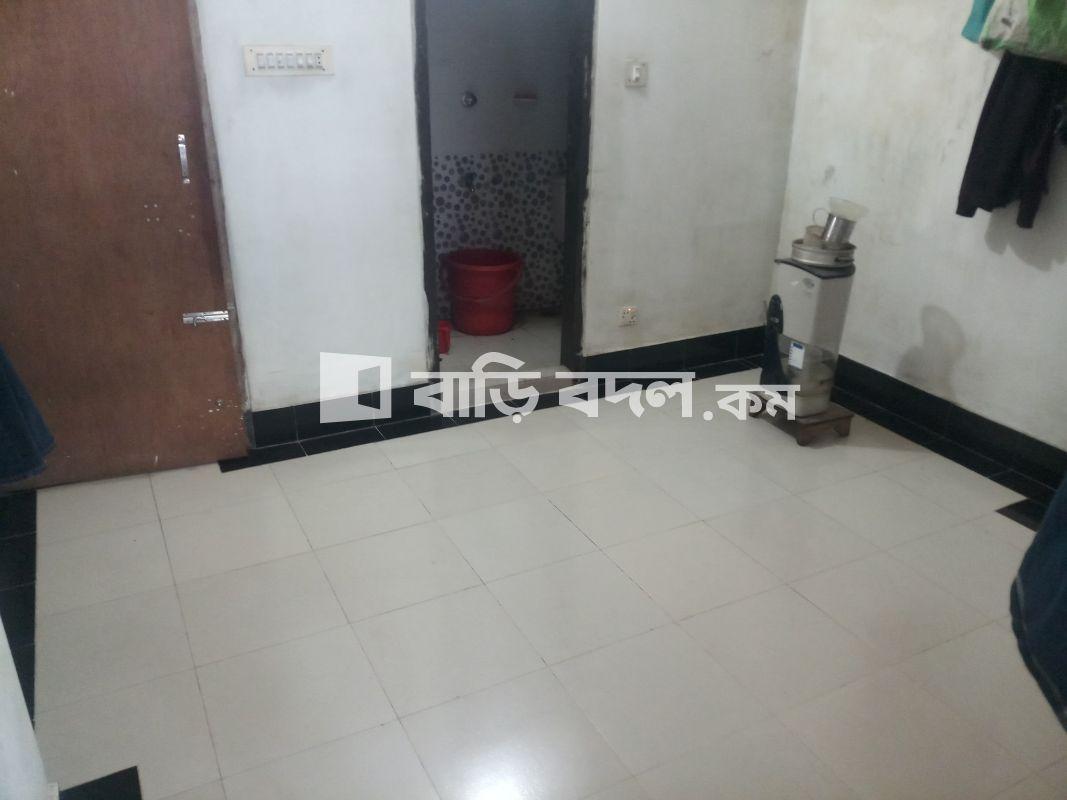 Flat rent in Dhaka মিরপুর ১২, মিরপুর ১২, ডি ব্লক,  সিরামিক গেট পানির ট্যাংকের কাছেই⚡