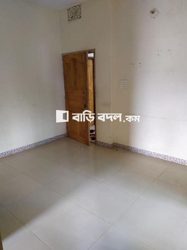 Flat rent in Barishal বরিশাল সদর, মুসলিম গোরস থান রোড,ধোপাবারির মোর